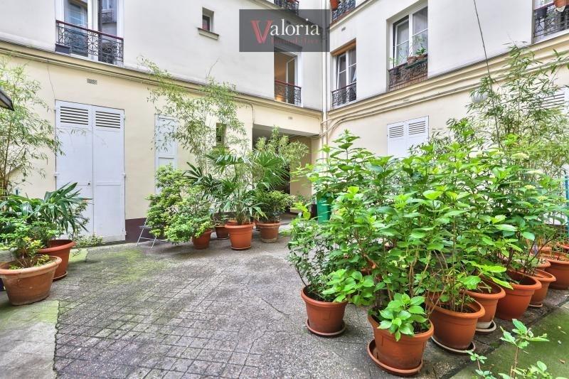 Sale apartment Paris 18ème 290000€ - Picture 8