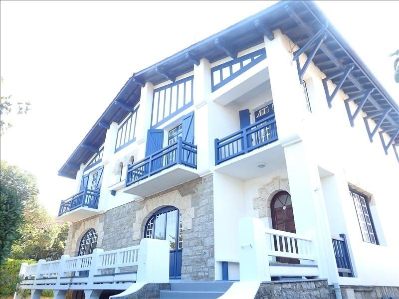 Deluxe sale house / villa Hendaye 1860000€ - Picture 1