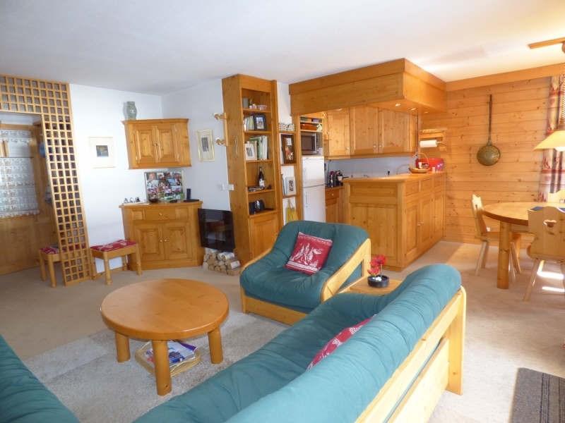 Vente appartement Meribel 498000€ - Photo 2