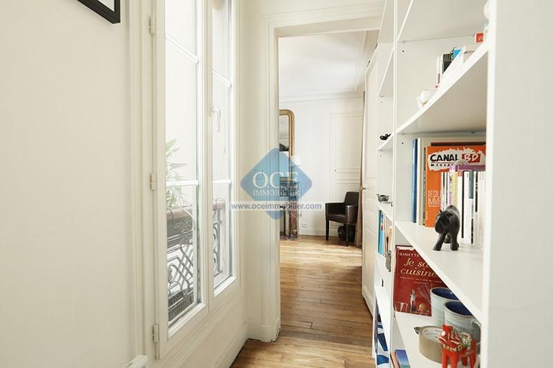 Vente de prestige appartement Paris 9ème 620000€ - Photo 5
