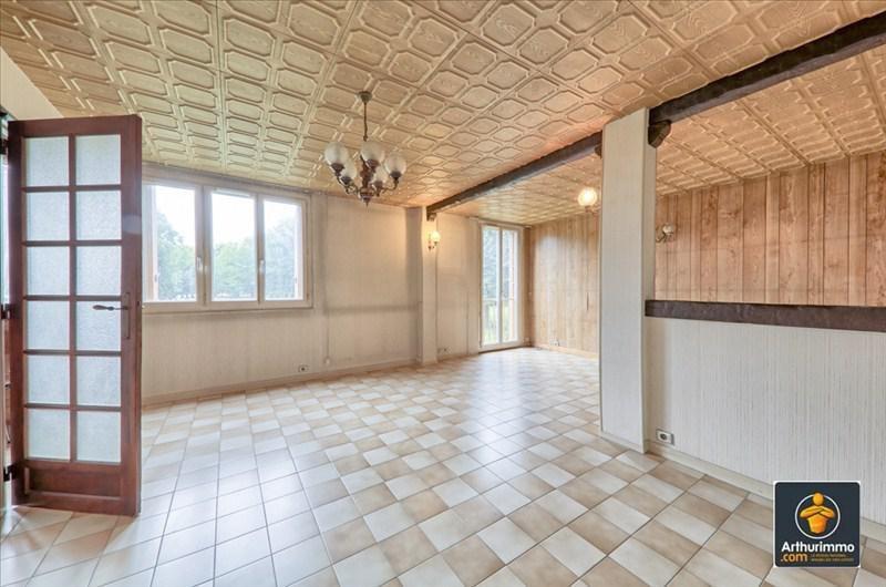 Vente appartement Valenton 137000€ - Photo 3