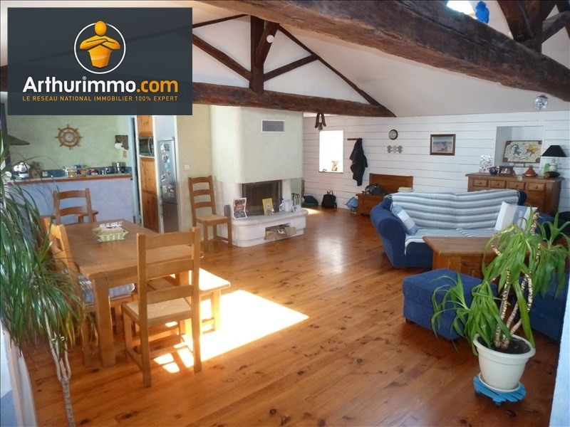Sale apartment Roanne 132000€ - Picture 1