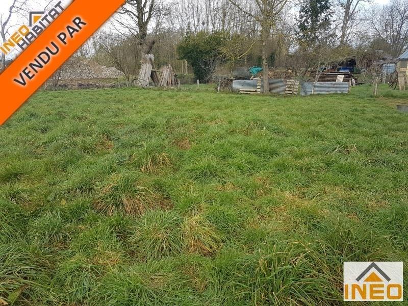 Vente terrain Guipel 36600€ - Photo 1