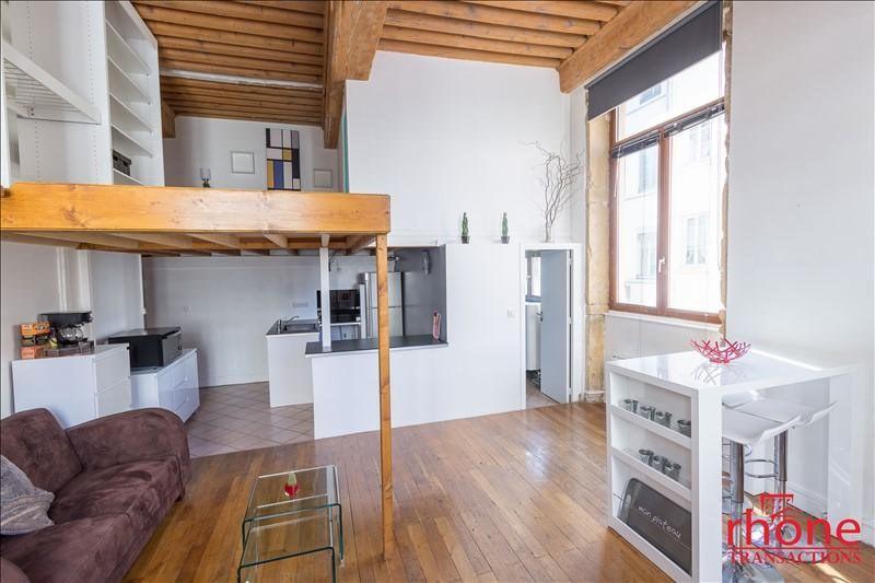 Vente appartement Lyon 4ème 281000€ - Photo 10