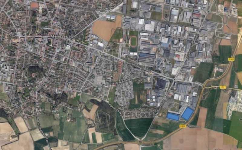 Location Local d'activités / Entrepôt Meyzieu 0