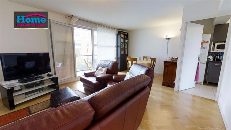 Vente appartement Nanterre 364 000€ - Photo 2