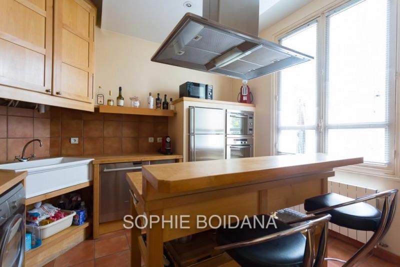 Vente de prestige appartement Paris 17ème 1135000€ - Photo 4