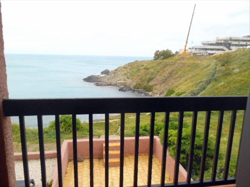 Vente appartement Port vendres 155000€ - Photo 1