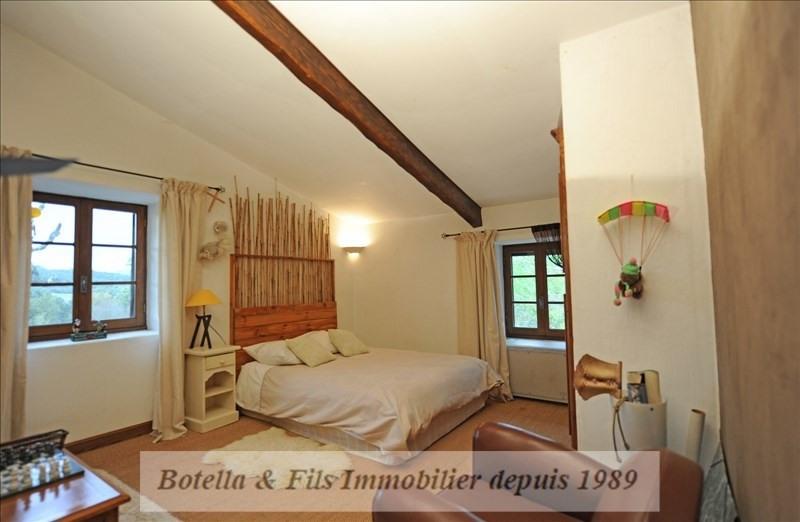 Immobile residenziali di prestigio casa Lussan 1092000€ - Fotografia 18