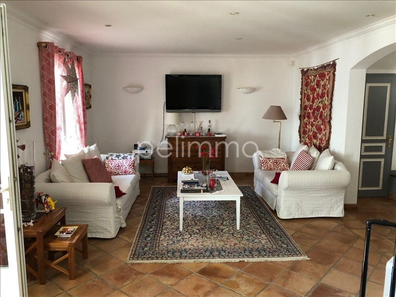 Vente de prestige maison / villa La barben 585 000€ - Photo 5