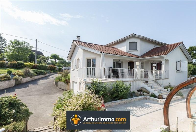 Sale house / villa Morestel 363000€ - Picture 1