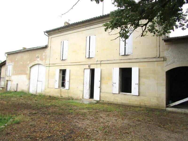 Sale house / villa Lamothe montravel 115000€ - Picture 1