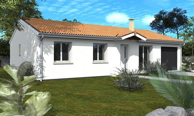 Maison  4 pièces + Terrain 664 m² Génissac (33420) par TANAIS HABITAT