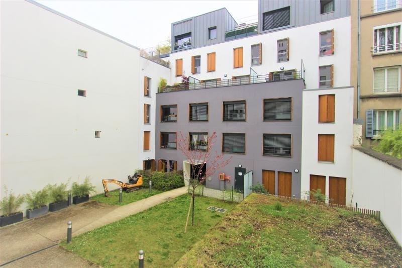 Sale apartment Paris 19ème 447000€ - Picture 2