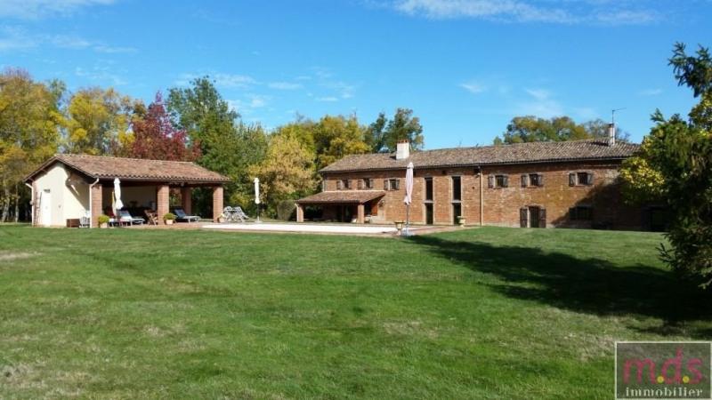 Vente de prestige maison / villa Montastruc-la-conseillere 1260000€ - Photo 1