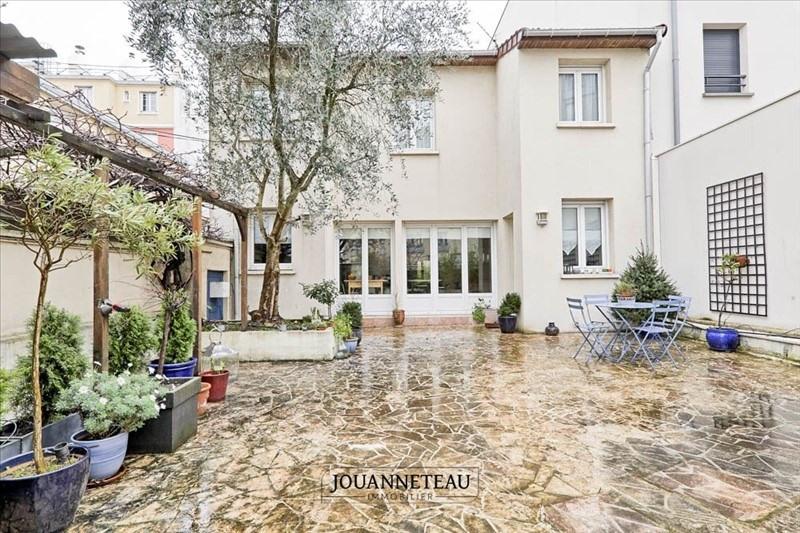 Sale house / villa Vanves 936000€ - Picture 1