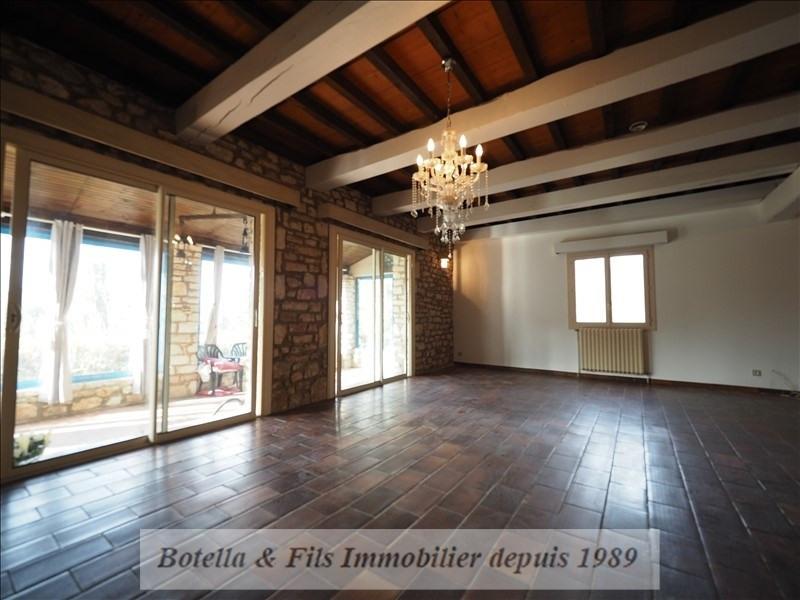 Sale house / villa Goudargues 422000€ - Picture 5