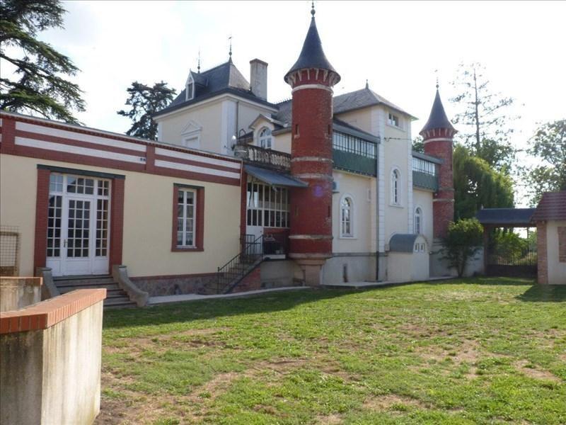 Vente de prestige château Feurs 1450000€ - Photo 1