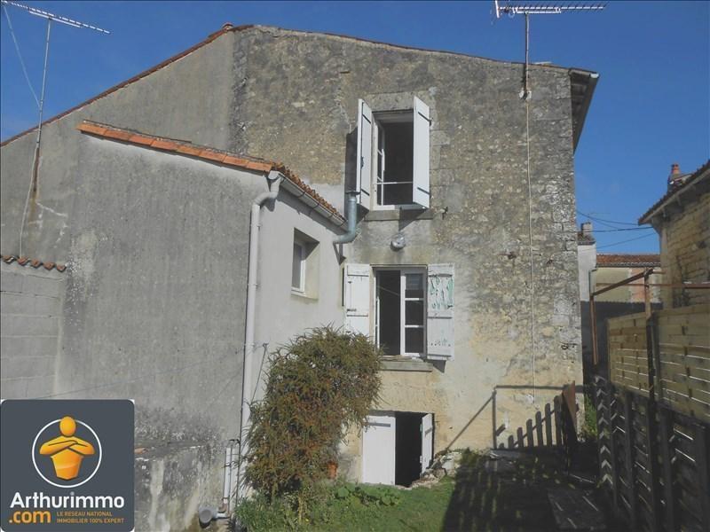 Sale house / villa Aulnay 43900€ - Picture 8