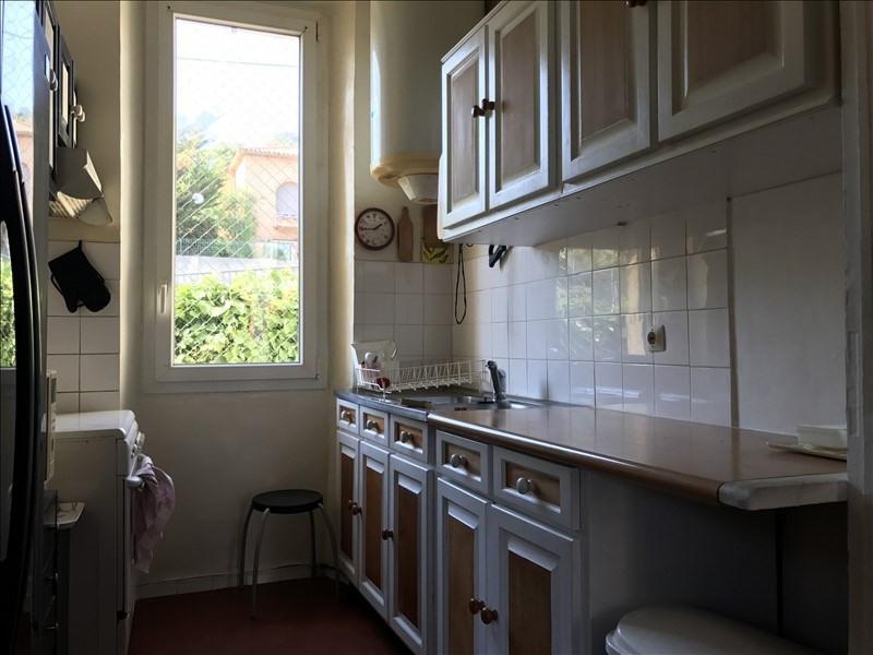 Vendita appartamento Le lavandou 315000€ - Fotografia 7