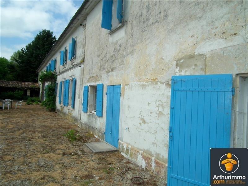 Vente maison / villa Matha 221550€ - Photo 8