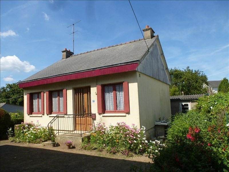 Vente maison / villa St brieuc 116820€ - Photo 2