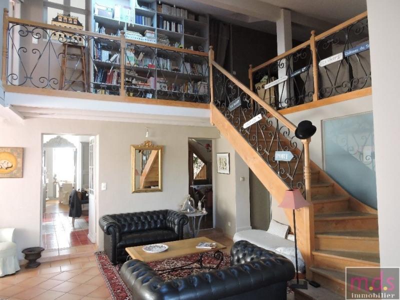Deluxe sale house / villa Rouffiac-tolosan secteur 480000€ - Picture 3