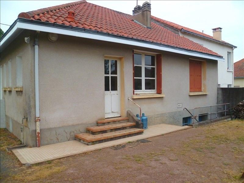 Vente maison / villa Villedieu la blouere 102100€ - Photo 7