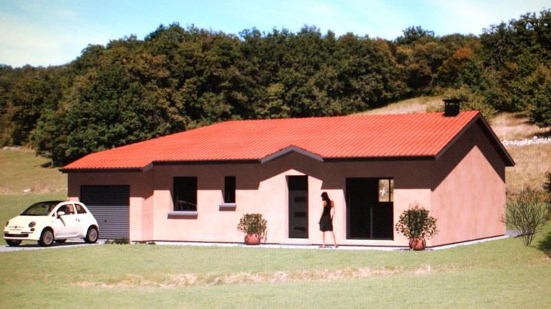 Maison  4 pièces + Terrain 500 m² Montagny par MAISONS VALTREA