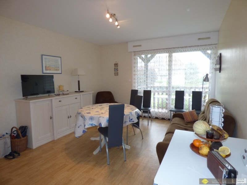 Vendita appartamento Villers sur mer 123000€ - Fotografia 2