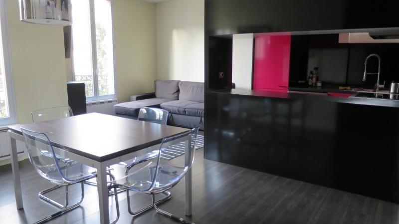 Rental apartment Puteaux 1100€ CC - Picture 1
