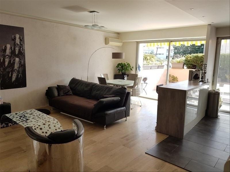 Revenda apartamento Le golfe juan 259000€ - Fotografia 2