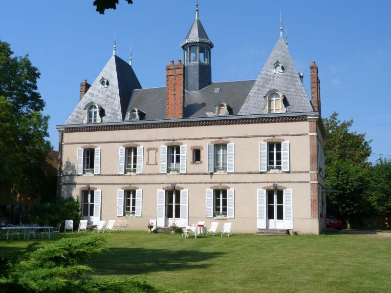 Vente maison / villa Charny oree de puisaye 550000€ - Photo 2