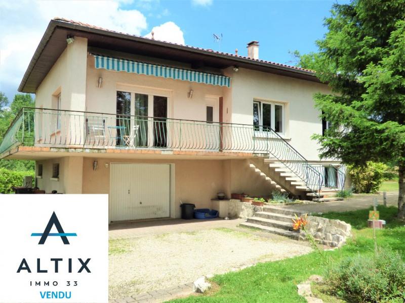 Sale house / villa Beychac et caillau 231000€ - Picture 1