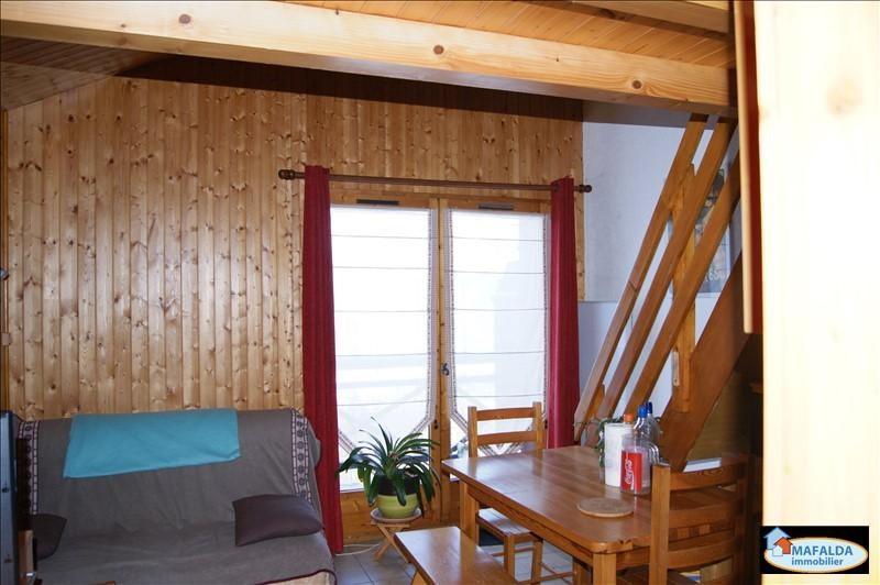 Location appartement Mont saxonnex 500€ CC - Photo 2