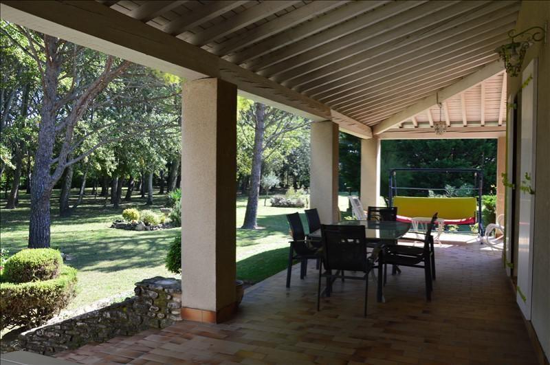 Verkoop van prestige  huis Althen des paluds 570000€ - Foto 4