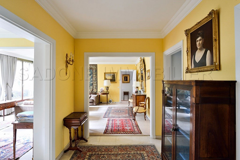 Appartement 138m² Saint James-Delabordère Neuilly sur Seine 92200 -