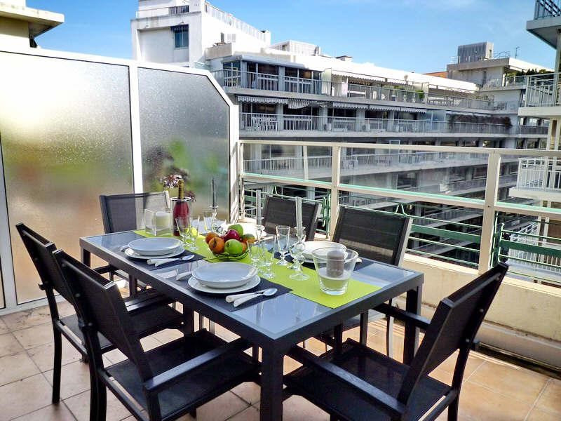 Deluxe sale apartment Nice 595 000€ - Picture 3