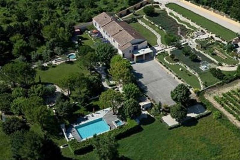 Produit d'investissement maison / villa Le beaucet 500000€ - Photo 1