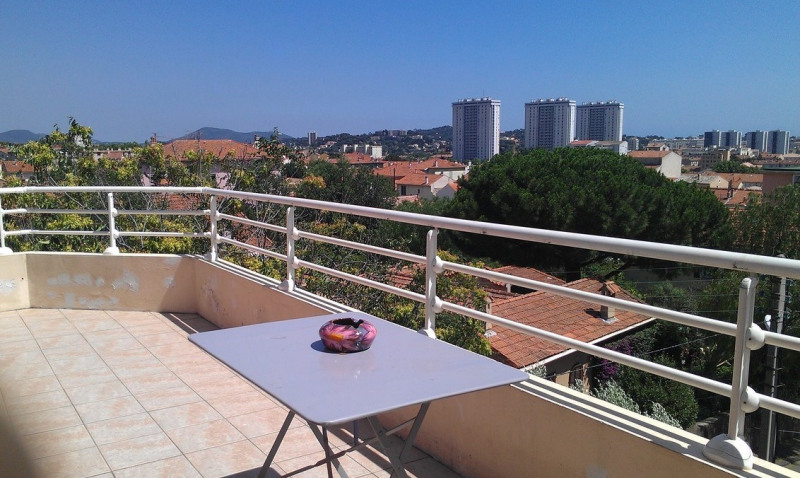 Location appartement Toulon 1 100€ CC - Photo 1