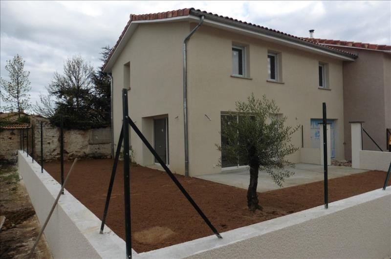 Sale house / villa Roussillon 199000€ - Picture 1