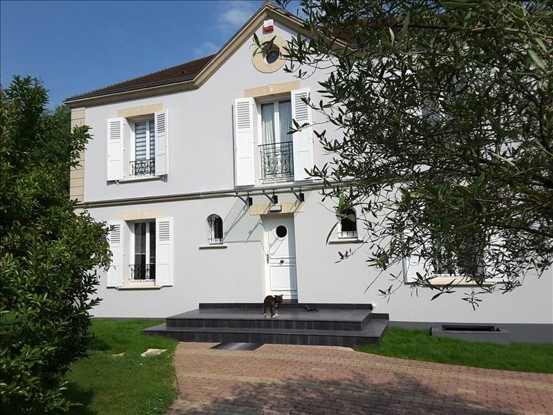 Revenda residencial de prestígio casa Villennes sur seine 995000€ - Fotografia 3
