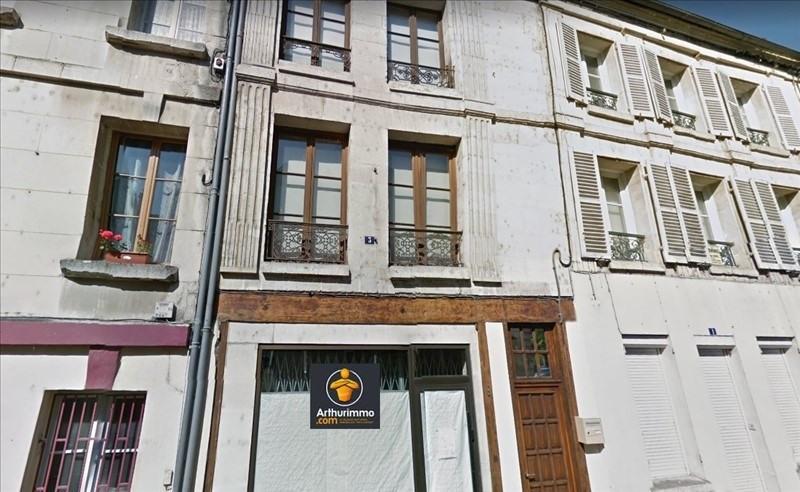 Vente maison / villa La ferte milon 120000€ - Photo 1