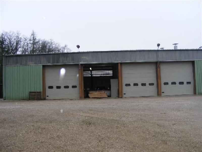 Location Local d'activités / Entrepôt Andelot-Blancheville 0