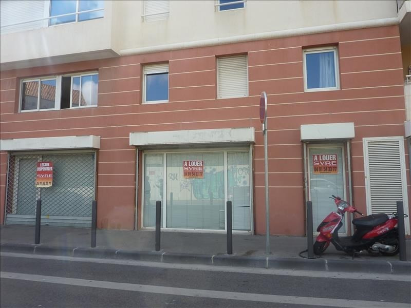 Location local commercial Marseille 8ème 1167€ HT/HC - Photo 1