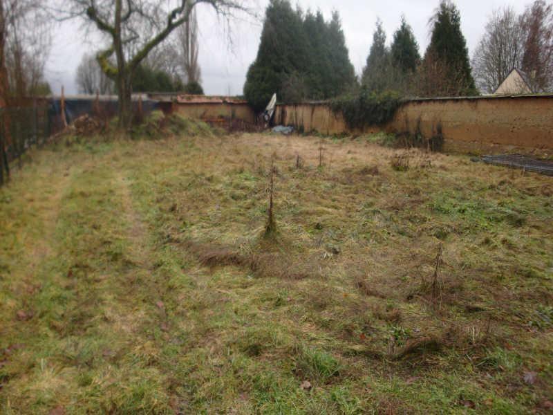 Vente terrain Les thilliers en vexin 39000€ - Photo 1
