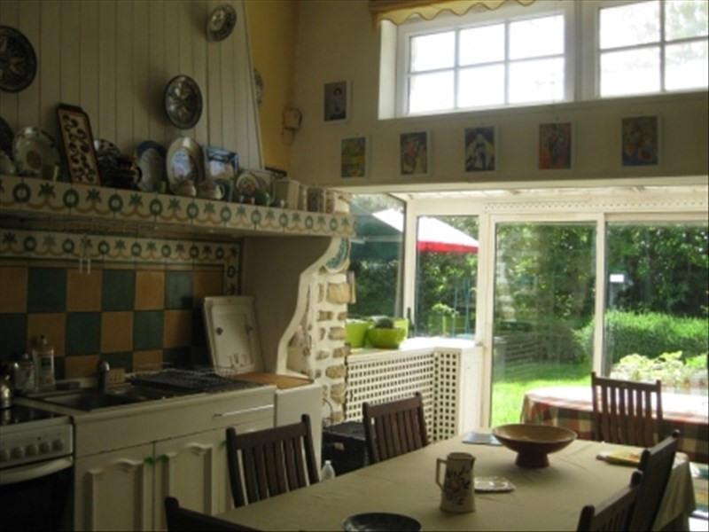 Sale house / villa Fontenay st pere 420000€ - Picture 4