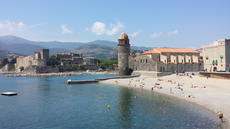 Vacation rental apartment Collioure 209€ - Picture 9