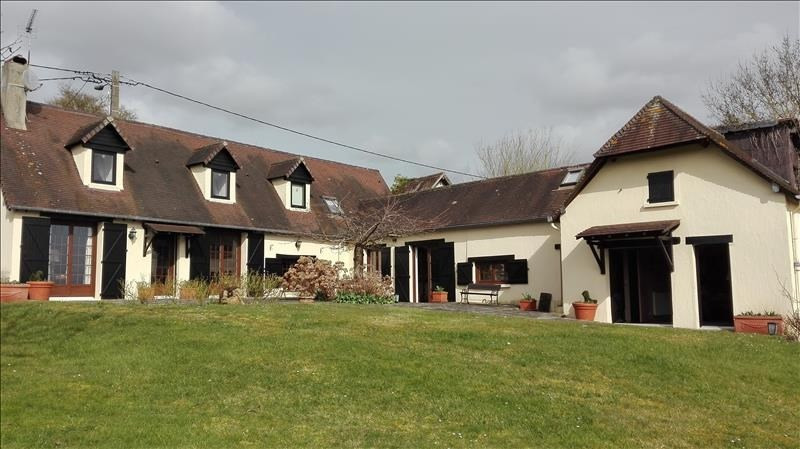 Sale house / villa Marines 320000€ - Picture 1