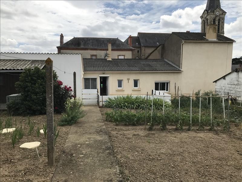 Vente maison / villa Notre dame des mauges 117420€ - Photo 4